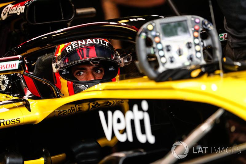 8 місце — Карлос Сайнс, Renault. Умовний бал — 10,46