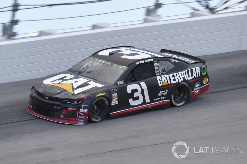 Ryan Newman, Richard Childress Racing, Chevrolet Camaro