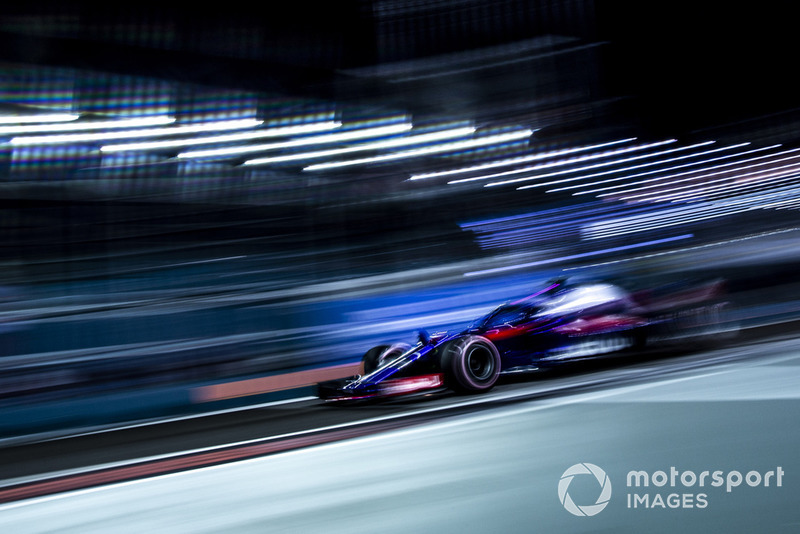 17: Brendon Hartley, Scuderia Toro Rosso STR13, 1'39.809