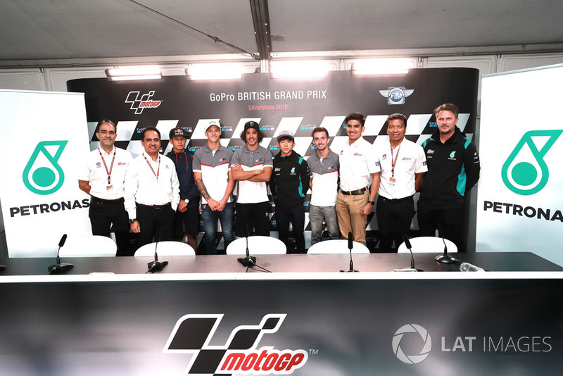 Petronas Sprinta Yamaha Team