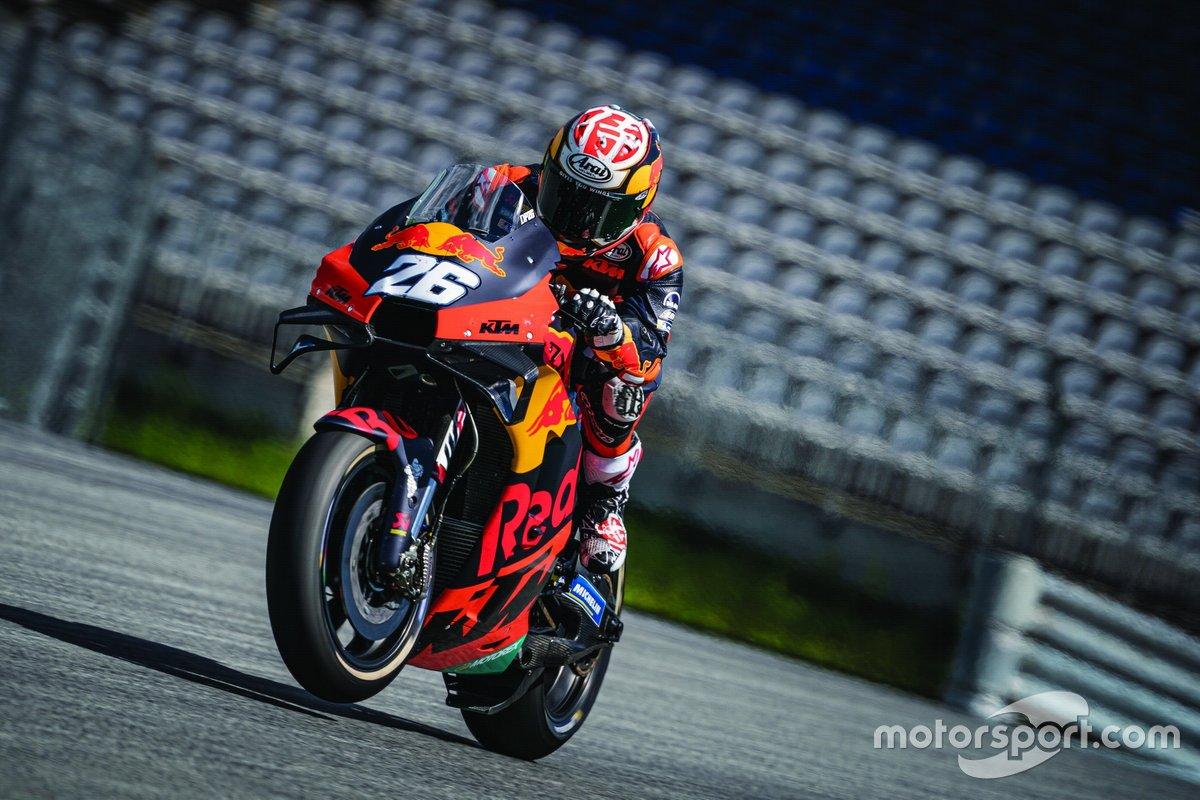 KTM Test di Maggio