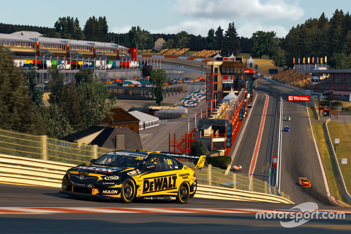 Supercars Eseries: Round 5