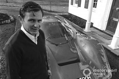 Racing Drivers At Home 1970