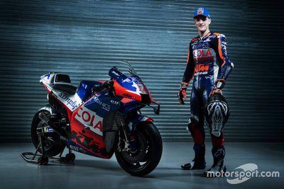 Anuncio Red Bull KTM Tech3