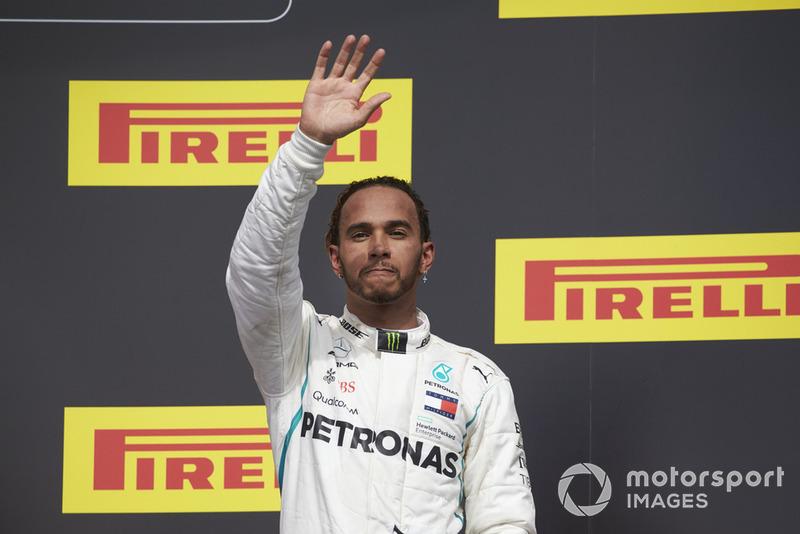 Lewis Hamilton (2018, 33 jaar)