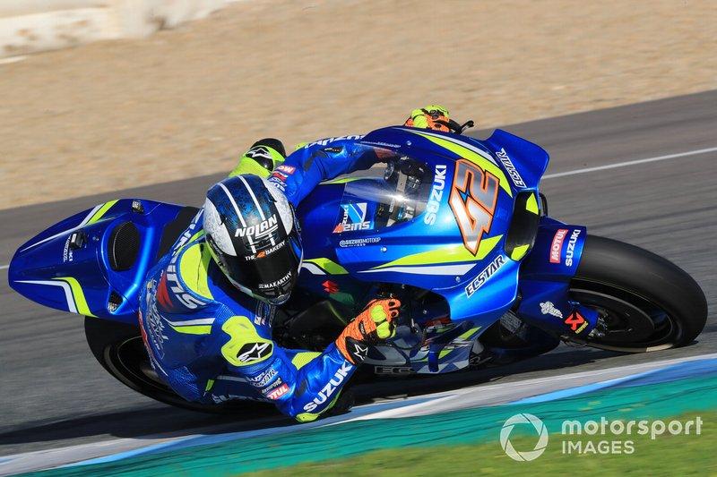Алекс Рінс, Team Suzuki ECStar