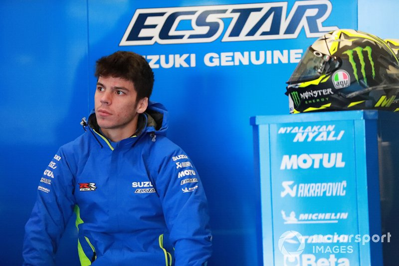 Joan Mir, Team Suzuki Ecstar