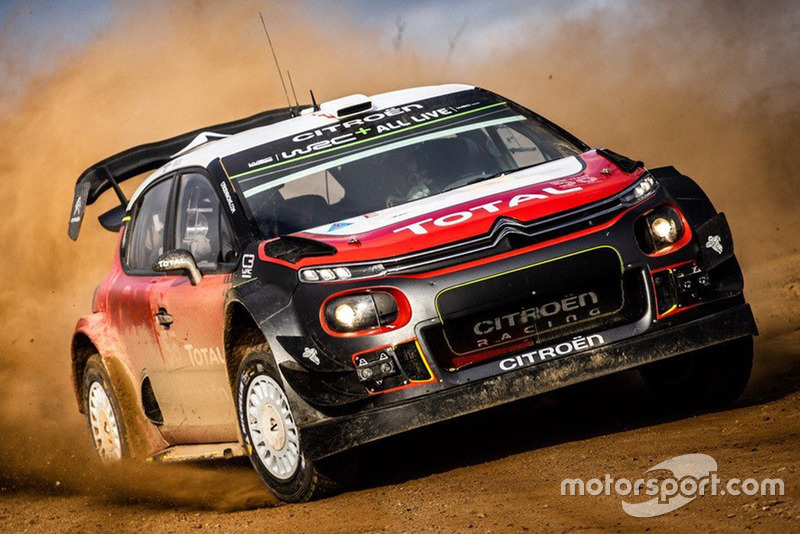 Citroen C3 WRC, Citroën Racing