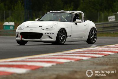 Prezentacja Mazda MX-5 Cup