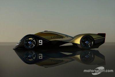Lotus prototype 2030