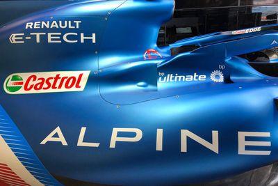 Alpine launch