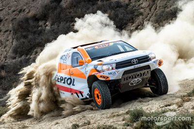 Repsol Rally Team launch