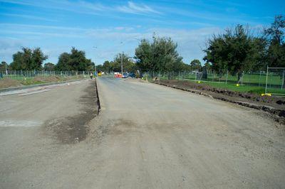 Albert Park track modifications