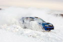 Александр Васильев и Станислава Дроздова, Subaru Impreza WRX STi