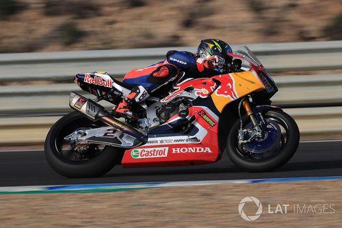 Red Bull Honda World Superbike Team