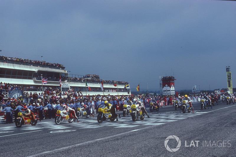 Yamaha, 1980: Barry Sheene e Kenny Roberts