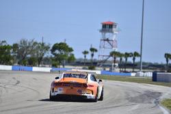 #46 TA3 Porsche 991 GT3 Cup, Mark Boden of Fall Line Motorsports