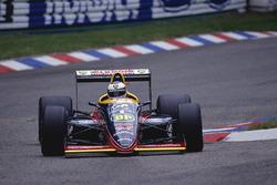 Янник Дальмас, Larrousse/Lola LC88