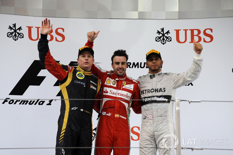 2013: Fernando Alonso