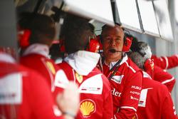 Jock Clear, Mühendislik Direktörü, Ferrari