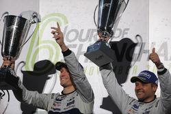 Подіум GTE Pro: Енді Пріоль, Гаррі Тінкнелл, Ford Chip Ganassi Racing