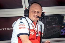 Frederic Vasseur, Sauber, Teambaas