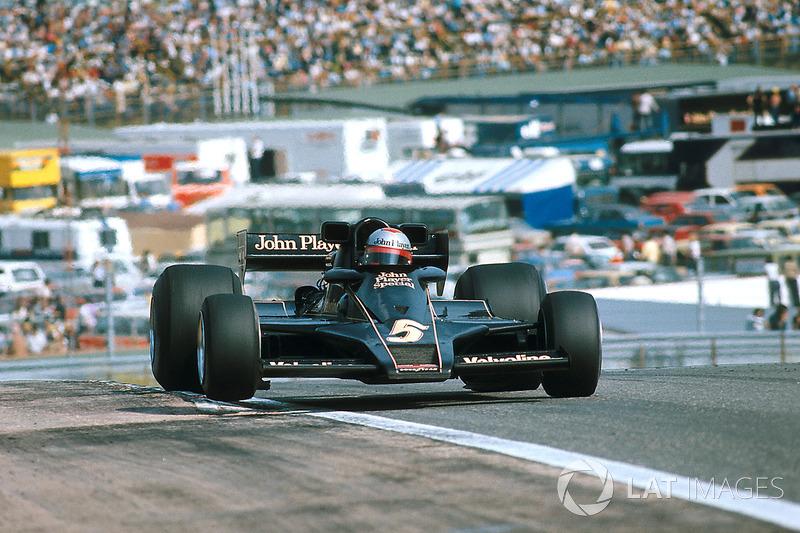 Mario Andretti, Lotus 78