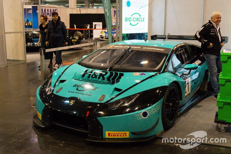 Lamborghini Huracán GT3 van Konrad Motorsport
