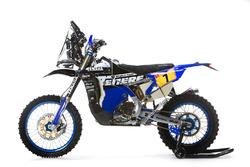 Мотоцикл Yamaha WR450F Rally, Yamaha Official Rally Team