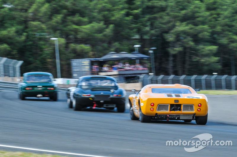 Le Mans Classic Atmosphäre
