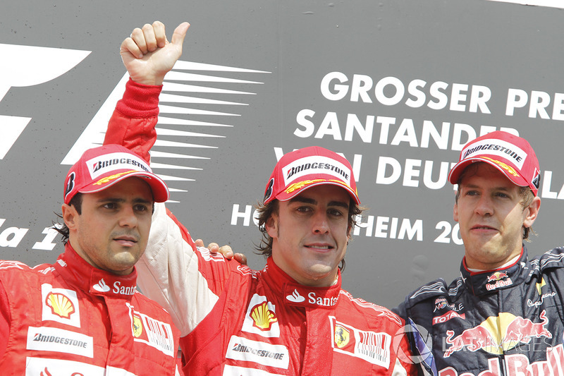 2010 : Grand Prix d'Allemagne