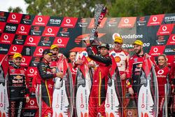 Endurance Cup winner: Chaz Mostert, Steven Owen, Rod Nash Racing Ford