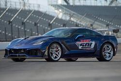 2019 Chevrolet Corvette ZR1 Indy 500 tempo aracı