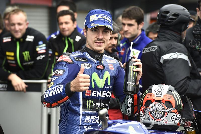 Segundo, Maverick Viñales, Yamaha Factory Racing