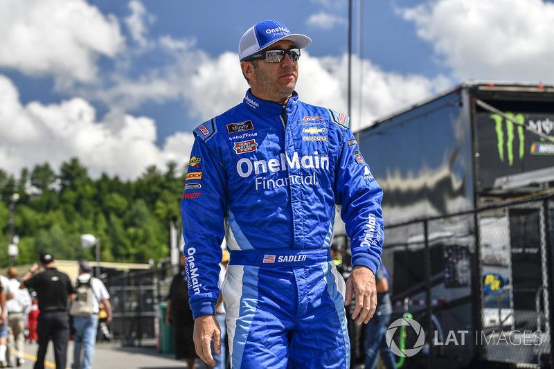 Елліотт Садлер, JR Motorsports, Chevrolet Camaro Chevrolet OneMain Financial