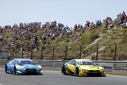Timo Glock, BMW Team RMG, BMW M4 DTM, Robin Frijns, Audi Sport Team Abt Sportsline, Audi RS5 DTM