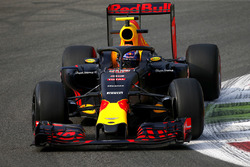 Max Verstappen, Red Bull Racing con l'halo