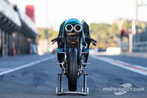 Presentación de Petronas Sprinta Racing