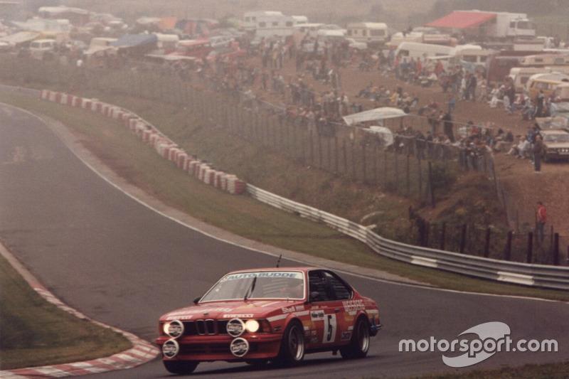 1984: Axel Felder, Franz-Josef Bröhling, Peter Oberndorfer (BMW 635 CSi)