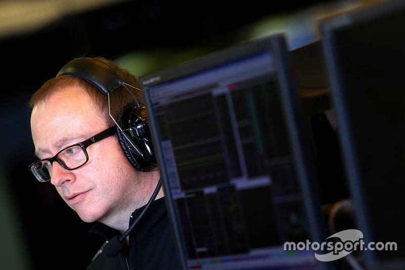 Mark Slade, Renault Sport F1 Team