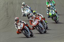 Lorenzo Zanetti, MV Agusta und Alex Baldolini, Race Department ATK#25