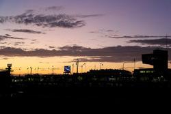 Sonnenaufgang in Bathurst