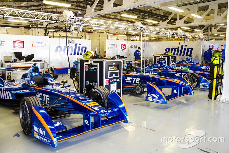 Box Amlin Andretti Formula E