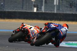 Marc Marquez, Repsol Honda Team y Maverick Viñales, Yamaha Factory Racing