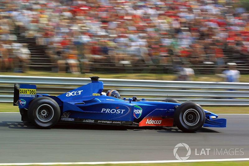 Prost – 2001 год