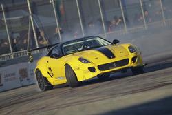 Esibizione Drift GP