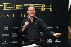 Techeetah presentation