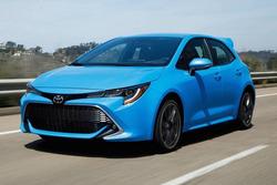 Novo Toyota Corolla Hatchback 2019