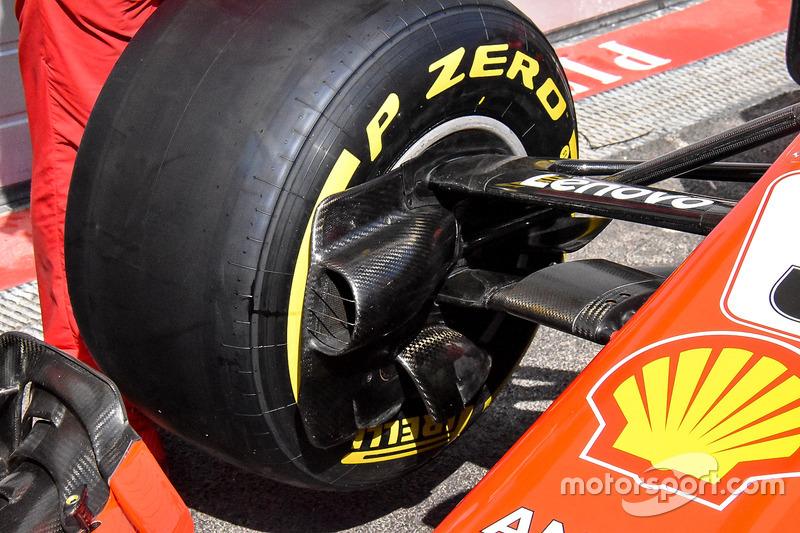 Luchthapper Ferrari