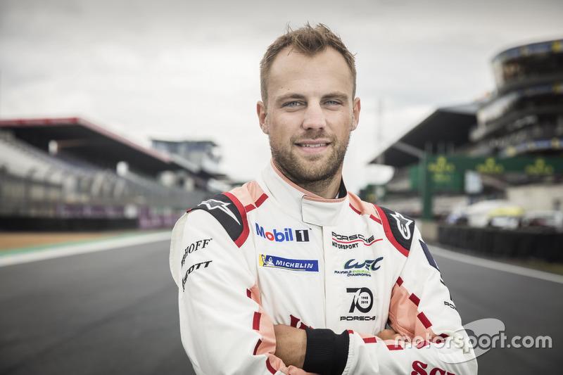 Laurens Vanthoor, Porsche GT Team